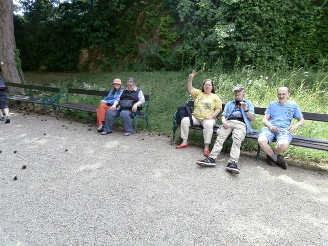 Botanischer Garten Belvedere 08.06.2019