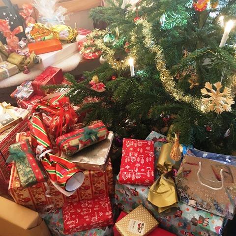 Weihnachten im Regenbogenhaus