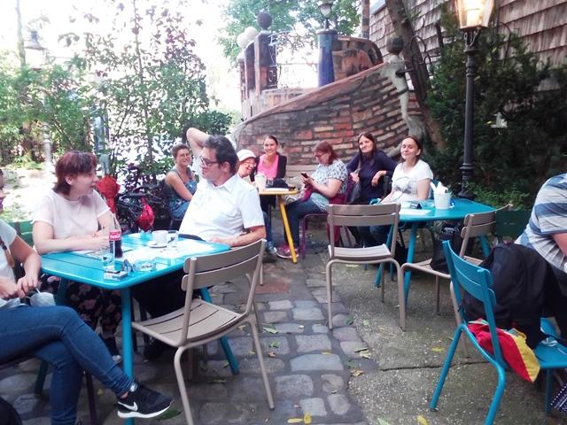 Hundertwasserhaus und zum Kunst Haus Wien 12.09.2020