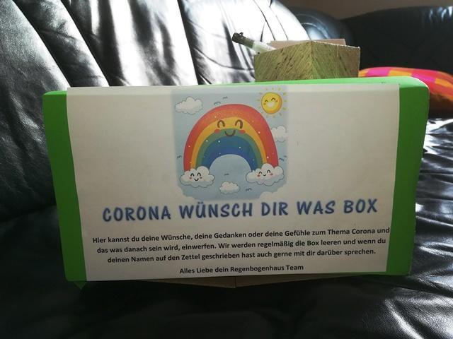 Corona – Wünsch Dir was – Box