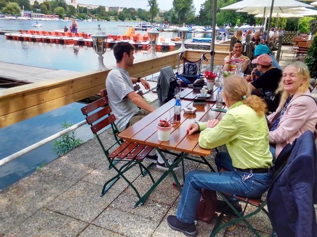 Floridsdorfer Wasserpark 25.07.2020