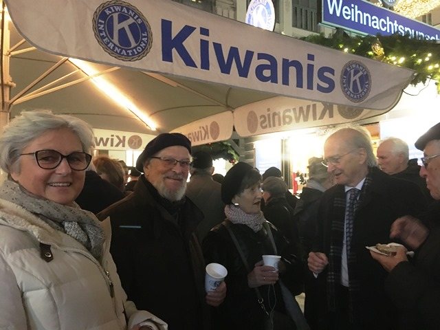 Kiwanis Charity Graben 29.11.2019