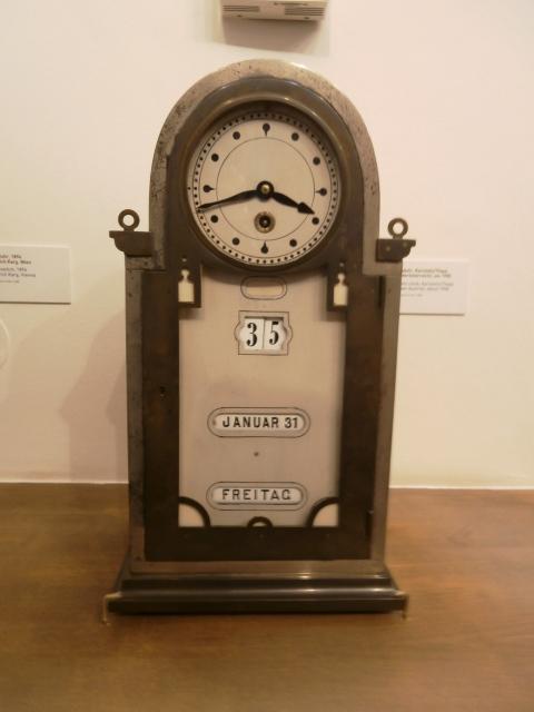 Uhrenmuseum 18.01.2020