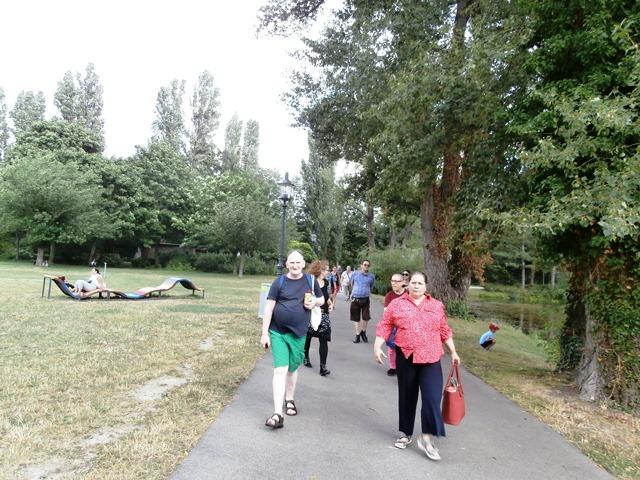 Floridsdorfer Wasserpark 31.07.2019